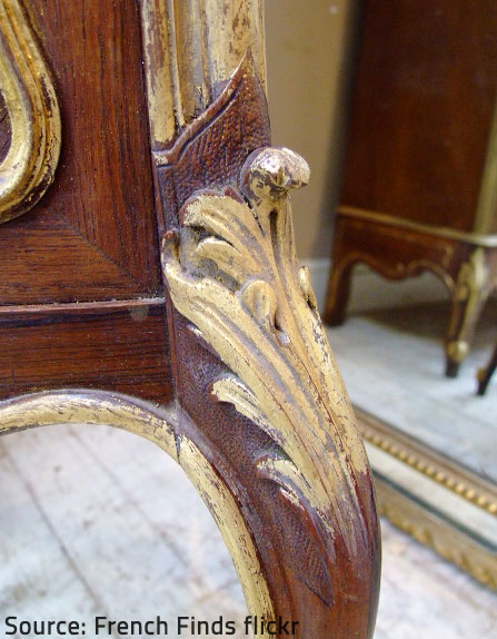 More exquisite furniture pieces require more careful work.