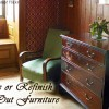 Restore or refinish furniture.