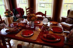 Protecting your Dining Room Table over the Holidays