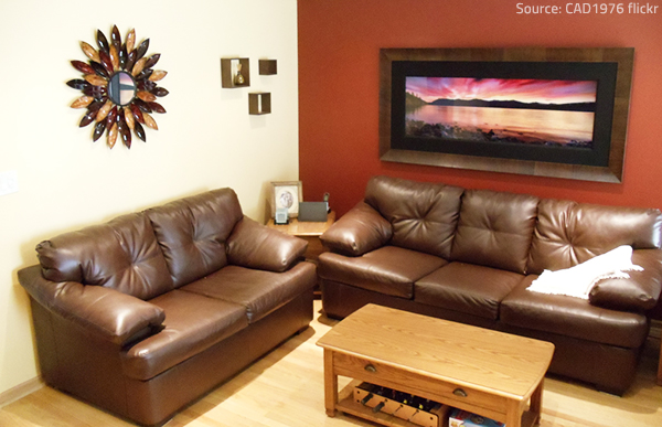 Leather furniture care is not especially difficult when you know how to protect the pieces from damage.