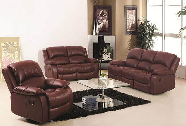 Leather furniture is both valuable and practical.