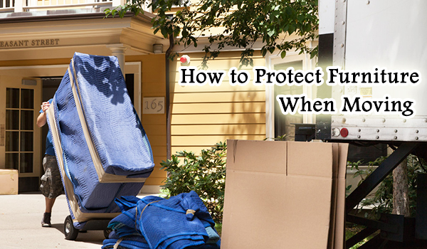 Find out the best way to protect furniture when moving.