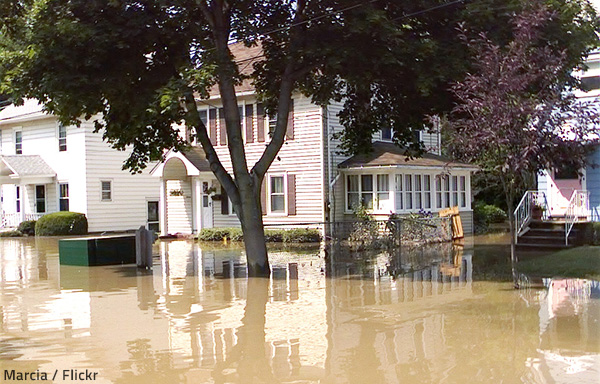 How Excess Water and Flooding Damage Your Furniture