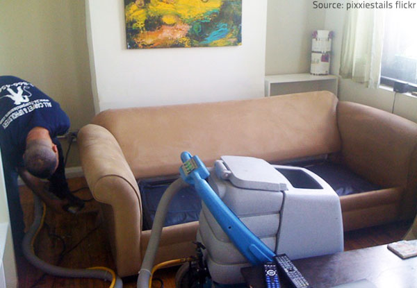 Professional upholstery cleaning has many great benefits.